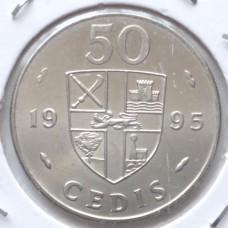 ГАНА 50 СЕДИ 1995 г.