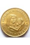 АРГЕНТИНА 50 СЕНТАВО 1996 г.  UNICEF.  UNC ! РЕДКАЯ!