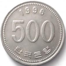 ЮЖНАЯ КОРЕЯ 500 ВОН 1996 г.