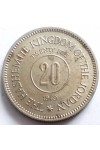 ИОРДАНИЯ 20 ФИЛСОВ 1949 г. РЕДКАЯ !!!