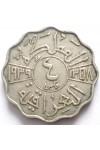 ИРАК 4 ФИЛСА 1939 г.