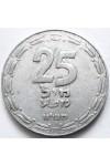 ИЗРАИЛЬ 25 МИЛЬ 1949 г. ОЧЕНЬ РЕДКАЯ !!! ТИП-2. OPEN LINK.