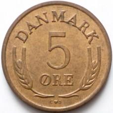 ДАНИЯ 5 ЭРЕ 1963 г.