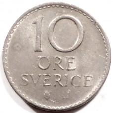 ШВЕЦИЯ 10 ЭРЕ 1970 г.