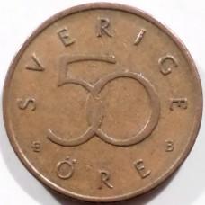 ШВЕЦИЯ 50 ЭРЕ 2002 г.