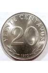 БОЛИВИЯ 20 СЕНТАВО 1970 г. UNC !!! ИЗ РОЛЛА !!!
