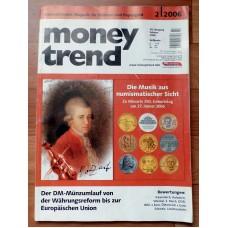 ЖУРНАЛ - КАТАЛОГ MONEY TREND 2-2006 г.