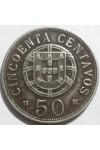 АНГОЛА 50 СЕНТАВО 1927 г.