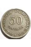 АНГОЛА 50 СЕНТАВО 1950 г.