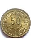 ТУНИС 50 МИЛЛИМ 1960 г.