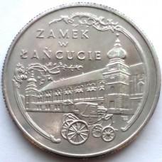 ПОЛЬША 20000 ЗЛОТЫХ 1993 г. ЗАМОК.