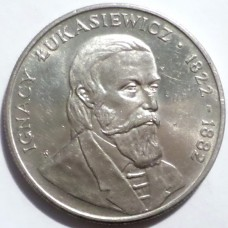 ПОЛЬША 50 ЗЛОТЫХ 1983 г. ЛУКАСЕВИЧ.