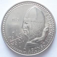 ПОРТУГАЛИЯ 100 ЭСКУДО 1985 г.  А. Henriques.