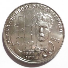 ПОРТУГАЛИЯ 100 эскудо 1987 г. CARDOSO.