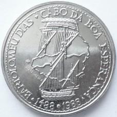 ПОРТУГАЛИЯ 100 ЭСКУДО 1988 г. B.DIAS.