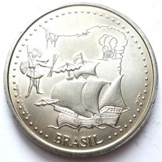 ПОРТУГАЛИЯ 200 ЭСКУДО 1999 г. БРАЗИЛИЯ