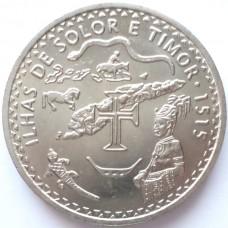 ПОРТУГАЛИЯ 200 ЭСКУДО 1995 г.  TIMOR.