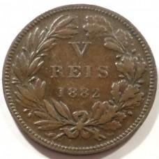 ПОРТУГАЛИЯ 5 РЕЙС 1882 г.